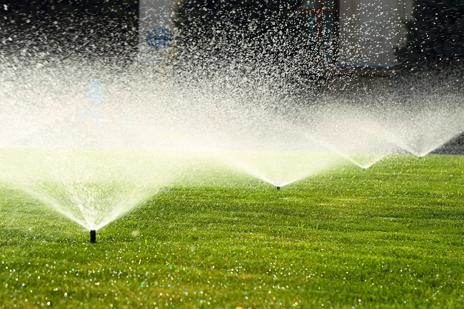 Commercial Water Management: Controlling Irrigation Systems