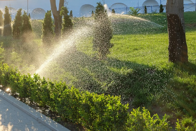 Features of Commercial Irrigation