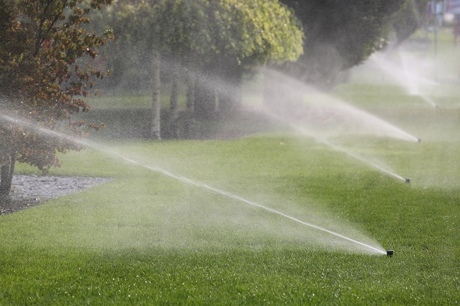 Let Us Handle Your Commercial Irrigation Needs