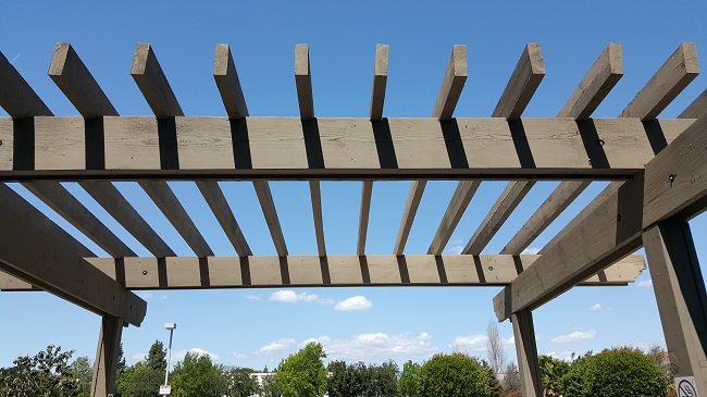 Could Your Business Use A Pergola?